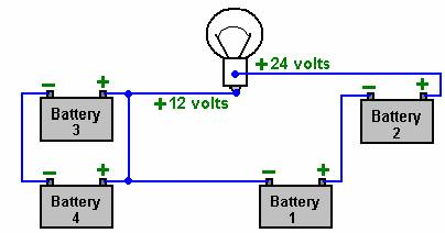 Никола тесла схема на 2 аккумулятора